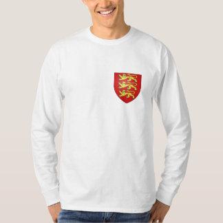 Camiseta Jérsei dos suportes de Inglaterra