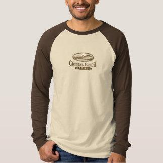 Camiseta Jérsei longo T da luva