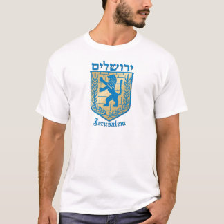 Camiseta Jerusalem