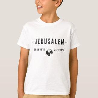 Camiseta Jerusalém
