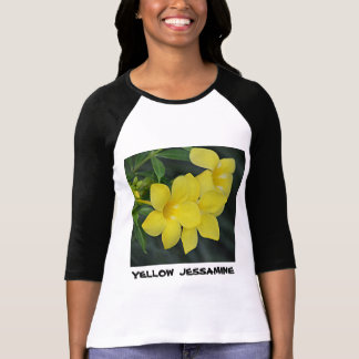 Camiseta Jessamine amarelo South Carolina