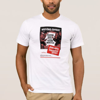 Camiseta Jesse James encontra o t-shirt da filha de