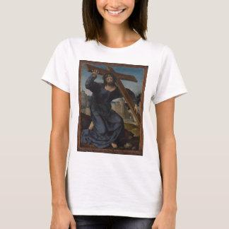 Camiseta Jesus Cristo com cruz