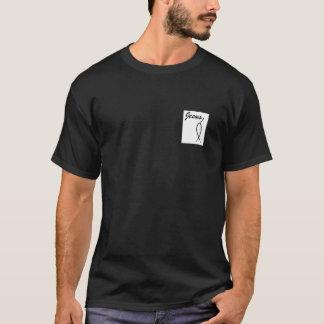 Camiseta Jesus, discípulo de Jesus,
