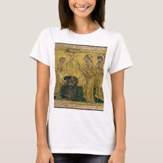 Camiseta Jesus e a mulher do samaritano no poço