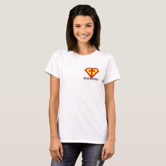 Camiseta Jesus é meu super-herói
