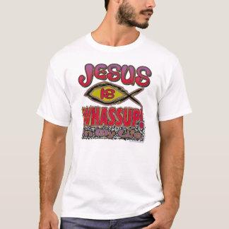 Camiseta jesus é wassup
