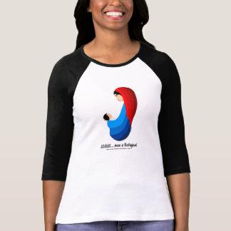 Camiseta JESUS… era um REFUGIADO!
