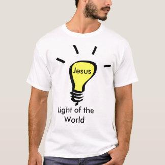 Camiseta Jesus - Leve of World the