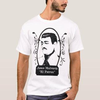 Camiseta Jesus Malverde (Santo Narco)
