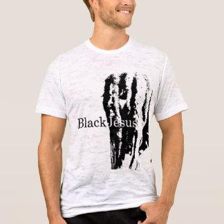 Camiseta Jesus preto