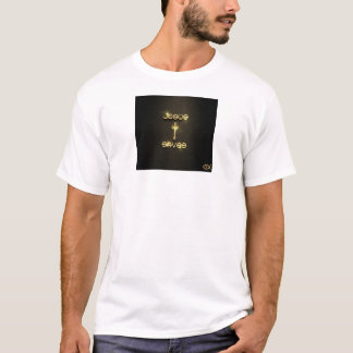 Camiseta Jesus salvar 2