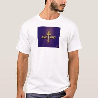 Camiseta Jesus salvar 4