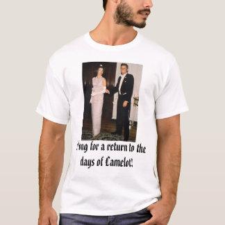 Camiseta JFK e Jackie, I por muito tempo para um retorno