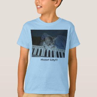 Camiseta jfu 254, gatinho de mozart! , Gatinho de Mozart!!!
