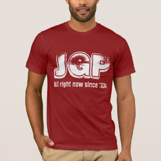 Camiseta JGP 1934 todos agora