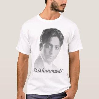 Camiseta Jiddu Krishnamurti