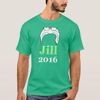Camiseta Jill 2016 (paródia 2016 de Bernie)
