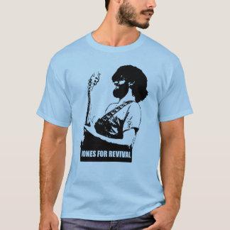 Camiseta Jimmy D Jones para o t-shirt do renascimento