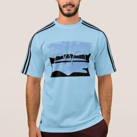 Camiseta JK ponte Brasília DF Brasil