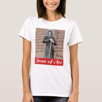 Camiseta Joana retro do t-shirt do arco