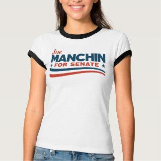 Camiseta Joe Manchin para o Senado