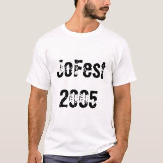 Camiseta JoFest 2005