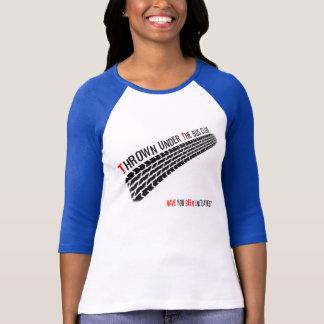 Camiseta Jogado sob o clube do ônibus