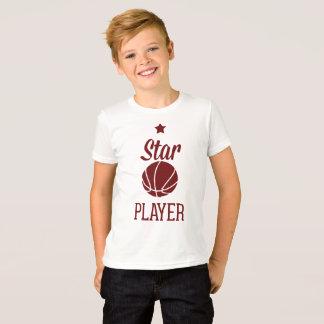Camiseta Jogador da estrela