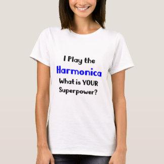 Camiseta Jogador da harmônica