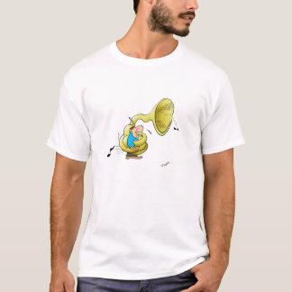 Camiseta Jogador da tuba