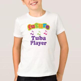 Camiseta Jogador da tuba (futuro)