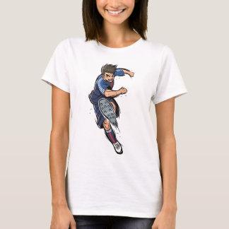 Camiseta Jogador de futebol