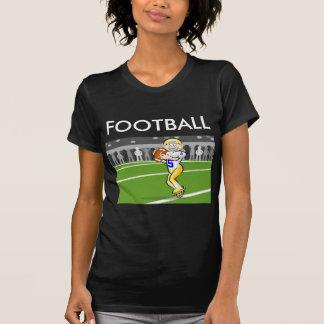 Camiseta Jogador de futebol americano