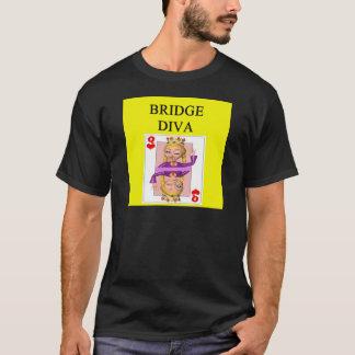 Camiseta jogador duplicado do jogo da ponte