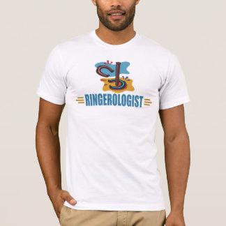 Camiseta Jogador engraçado das ferraduras