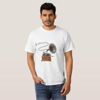Camiseta Jogador gravado da velha escola