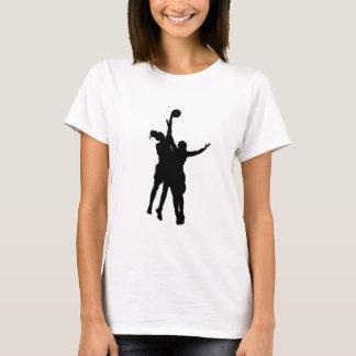 Camiseta Jogadores de basquetebol (mulheres) - t-shirt