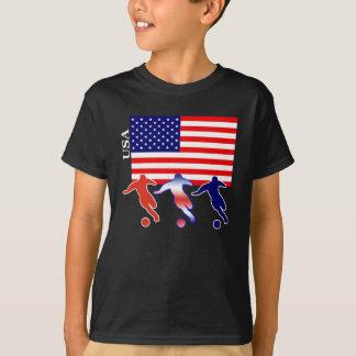 Camiseta Jogadores de futebol dos EUA