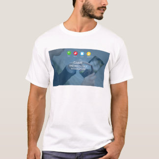 Camiseta Jogo