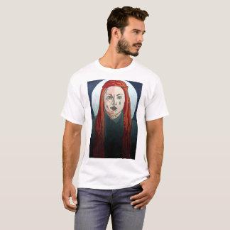 Camiseta Jogo austero de Sansa dos tronos