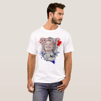 Camiseta Jogo da culpa de Hillary