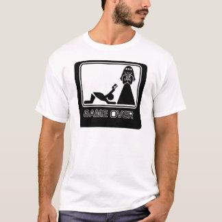 Camiseta Jogo de cartas engraçado do crédito sobre