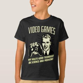 """Camiseta """"Jogo de vídeo """""""