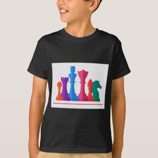 Camiseta Jogo de xadrez