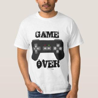 Camiseta Jogo dos homens sobre T