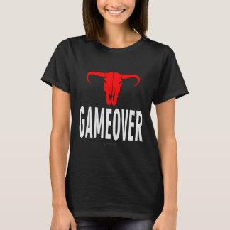 Camiseta Jogo sobre & Bull por VIMAGO