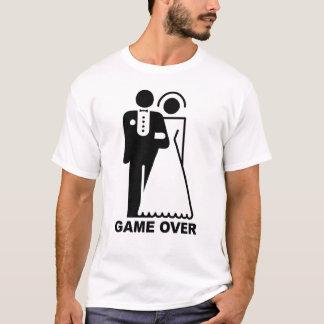 Camiseta Jogo sobre o t-shirt