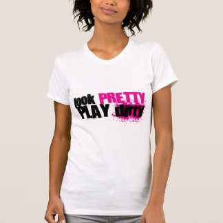 Camiseta jogo sujo