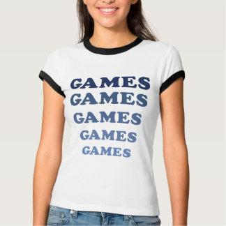 Camiseta Jogos dos jogos dos jogos